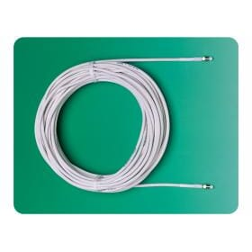 Procom 18m FME-FME white Coax RG58 Low-Loss