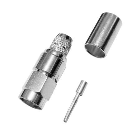 Antenna Adapter, SMA for Crimp RG58