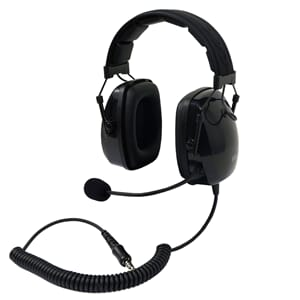 ProEquip Heavy duty noise cancelling headset with Nexus conn