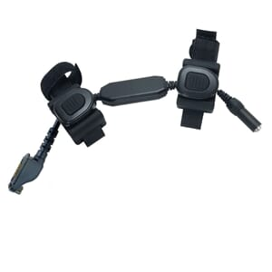 ProEquip PRO-1 Wire 2.5mm Female, 2 x Wireless PTT, Icom 9-P