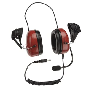 STP8X Headsets and Microphones STP8X Heavy duty helmet heads
