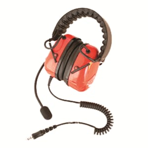 STP8X Headsets and Microphones STP8X Heavy duty headset.