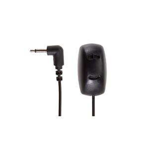 SEPURA Mouse style H/F Microphone with 3M cable , Jack Plug
