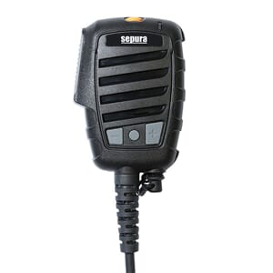 Sepura sRSM - Advanced Remote Speaker Microphone - IP67