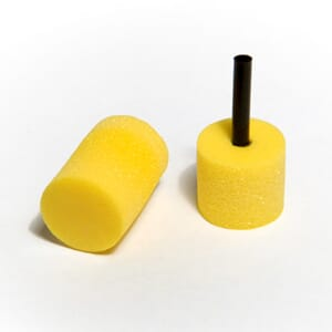 Eartip Foam Noisereducing for airtube