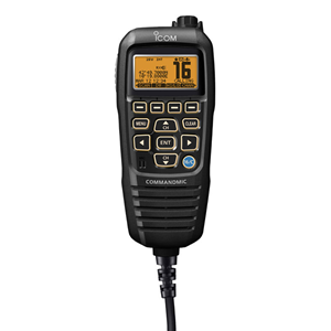 Icom HM-162E #03 Commandmic 3 (M505/603)