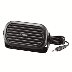Icom SP-35L External Speaker, 6 meter cable, 5 Watt 4 Ohm