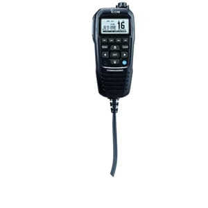 Icom HM-229B Command mic (Black) for IC-M605