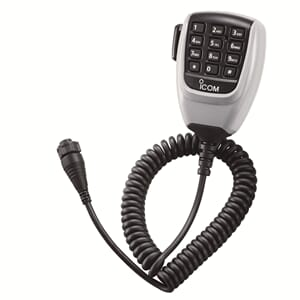 Icom HM-220T Hand Microphone with DTMF for IC-F5400/6400 (EC
