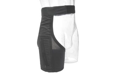 Delta 4 Thigh Harness Black (M)