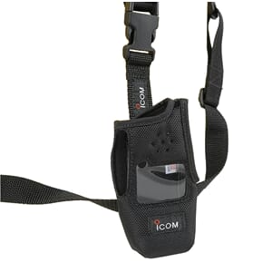 Nyloncase IC-F34GS with Harness