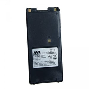 NBP-210 Ni-MH Battery 1650 mAh