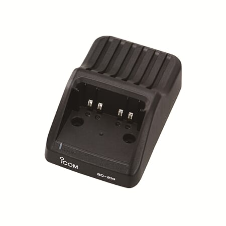 Icom BC-219SE#13 Single rapid charger for IC-F3400/F4400