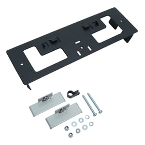 SRG Series Console DIN Fascia Kit (Std console fit only)