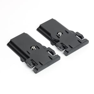 Sepura DMR DIN mount with screws