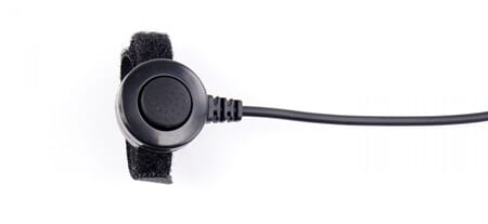 PTT switch (Velcro) for STP Car Kit - 3M cable