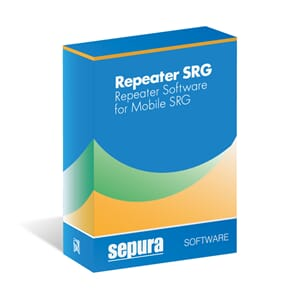 Sepura SRG Radio functionality upg options Repeater software