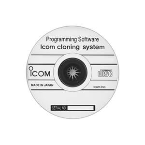 Icom CS-M93D Programming Software
