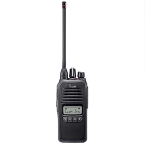 Icom IC-F1000S #06 LCD/4key Transceiver 136-174MHz, incl cha