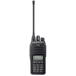 Icom IC-F2000T#10 LCD/10key Transceiver 400-470 MHz, incl ch