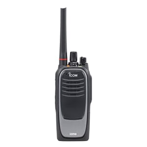 Icom IC-F3400D IDAS display-less, 136-174MHz, 5W, IP68, GPS