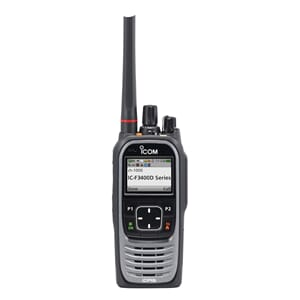 Icom IC-F3400DS IDAS simple keypad, 136-174MHz, 5W, IP68, GP
