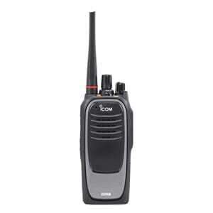Icom IC-F4400D IDAS display-less, 380-470MHz, 5W, IP68, GPS