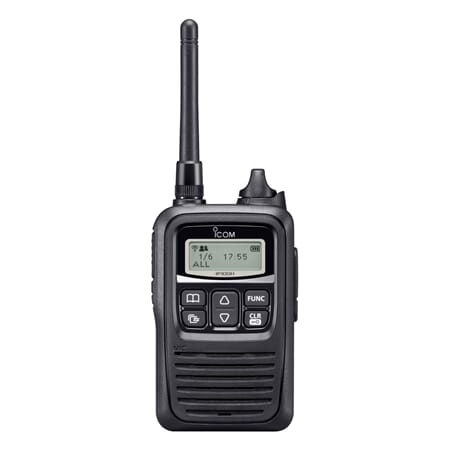 Icom IP100H #11 Handheld IP Radio 2.4 GHz w/BP-271