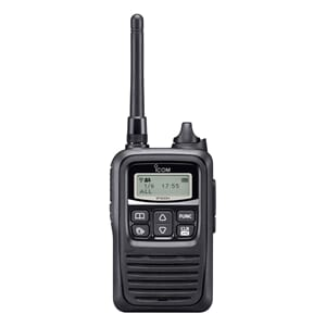 Icom IP100H #11 Handheld IP Radio incl. charger BC-202