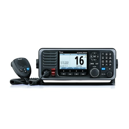 Icom IC-GM600 #05 Class A DSC fixed mount VHF, MED