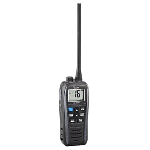 Icom IC-M25E #05 Grey Marine Handheld radio