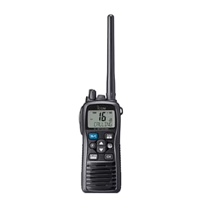 Icom IC-M73EURO PLUS #14  Active Noise Cancelling & Voice Re