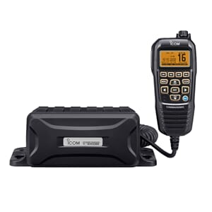 Icom IC-M400BB #15 Black box Class D DSC, black incl. HM-195