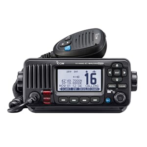 Icom IC-M423G#25 Plus Marine VHF Class D DSC, integrated GPS