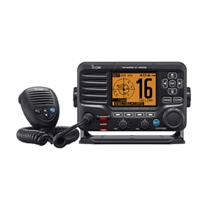 Icom IC-M506E #25 Marine VHF Class D DSC, NMEA2000 and AIS,