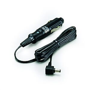 Icom CP-25H Cig lighter cable (For BC-210 - IC-M73, M93) 1A,